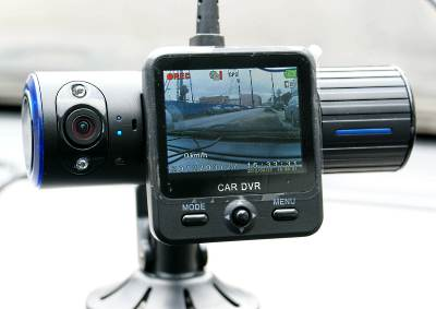 Автомобильный видеорегистратор DVR X6000